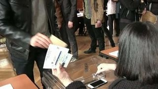 Voter turnout stronger than expected in French election