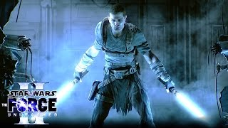 Star Wars: The Force Unleashed 2 [PC] 4k Ultra HD | Part 1 | Kamino: The Escape