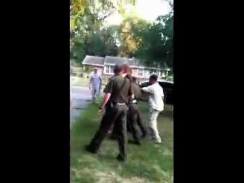 Marine Veteran Brandon J Raub Detained Arrested for Facebook Posts 16/08/2012