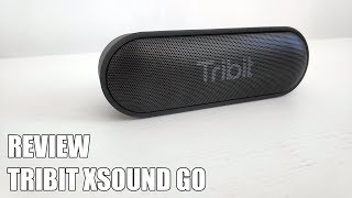 Review Tribit XSound Go Nuevo Altavoz Bluetooth portatil 2018