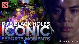 ICONIC Esports Moments: DJ's Black Holes - The Manila Major 2016 (Dota 2)