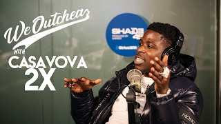 Casanova talks why adding Tory Lanez AND Davido to his NEW afrobeat single 2AM was a genius move!