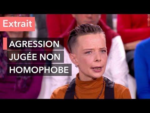 Homophobie : agressée par 3 personnes ! - Ça commence aujourd'hui