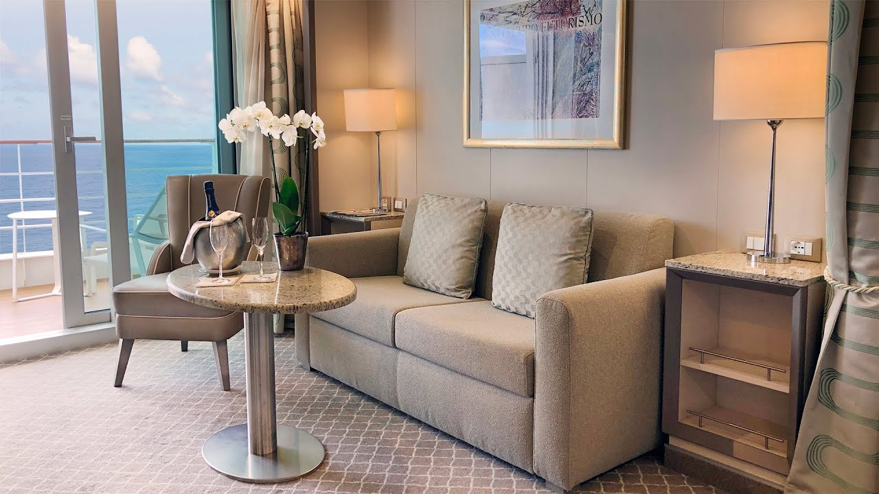 Silver Muse Veranda Suite The Luxury Cruise Review