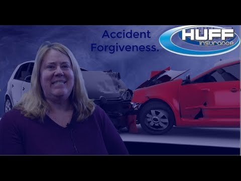 Accident Forgiveness on Your Auto Insurance Policy | Huff Insurance