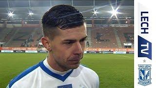 Zagłębie Lubin - Lech Poznań 0:3