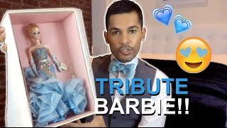 bfmc tribute doll barbie collector review