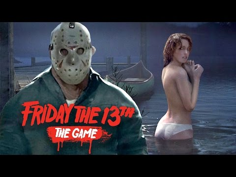 MOST POWERFUL KILLER YET | Friday the 13th Game Part 1