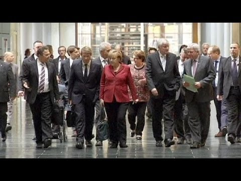 Germany: 'Grand coalition' talks expected