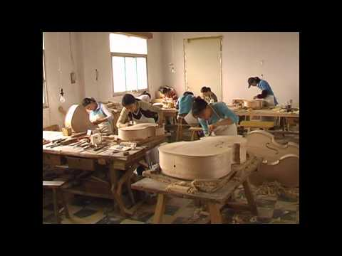The making of the Stentor® Violin