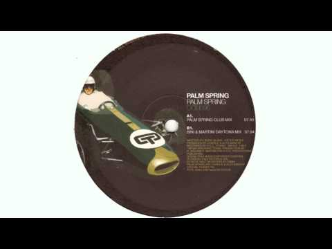 Palm Spring - The Race (B+M Daytona Mix Vlatko Radio Edit) 2003