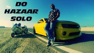 Download Hindi Video Songs - Do Hazaar Solo | RAFTAAR | Intro for the awaited upcoming album ZERO TO INFINITY
