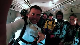 Прыжки с парашютом. Лучшие развлечения Сочи.