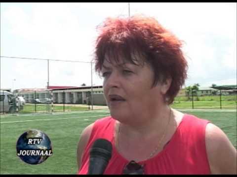 Nieuws 10 jul 2013   Sports Unlimited Suriname en ZusterDankers Centrum organiseren een sportdag voo