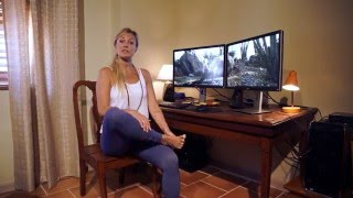 Office Yoga with Rachel Brathen | ellos