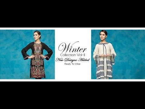Mausummery Pakistan Winter Collection Vol II Ready To Wear by Fashion  Trends PK