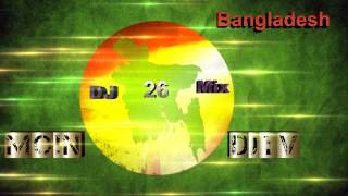 bangla new 26 march azam khan bangladesh rail line er oi bostite dj mix moin djtv