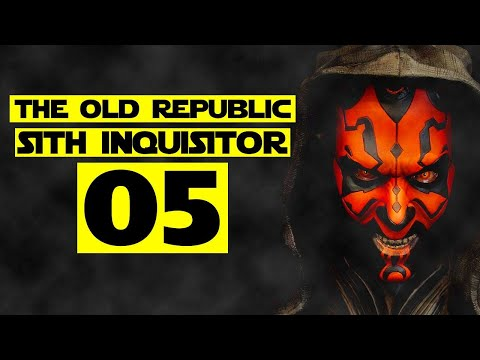 The Old Republic - Part 5 (Inquisitor - Star Wars)