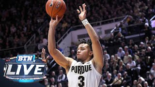 Carsen Edwards Talks Purdue Hot Streak. | Big Ten Basketball
