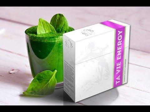 TaVie Energy - Клеточный Иммунотоник.  Здоровое Питание.