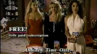 1990's Infomercial Hell #24: Playboy Christmas Subscription Deal - presented by the Playboy Bunnies! thumbnail