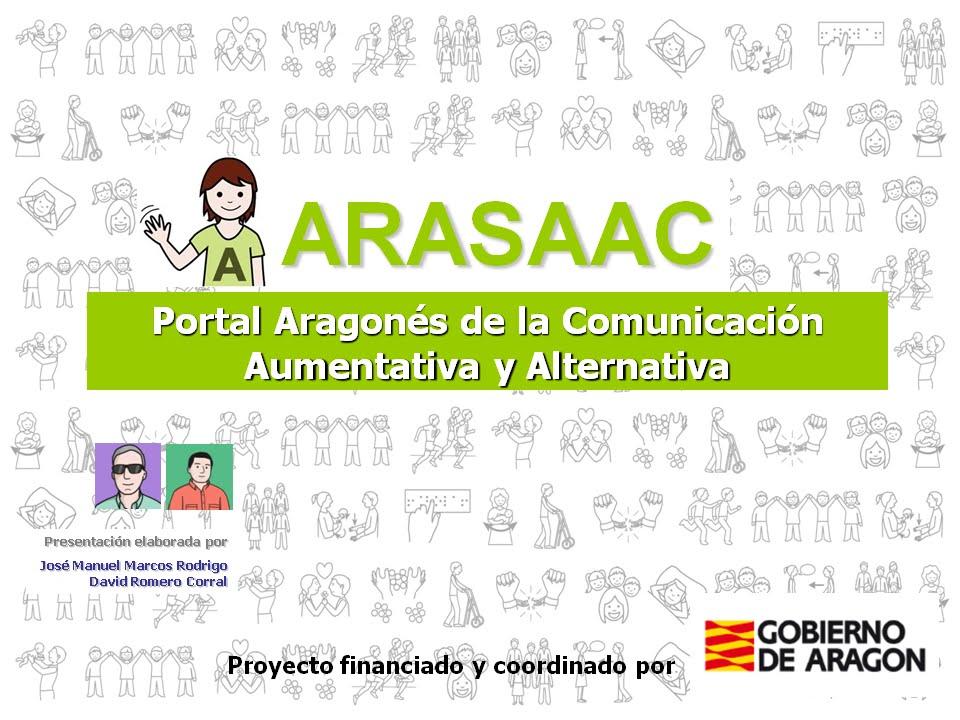 Arasaac Portal Aragonés De La Comunicación Aumentativa Y Alternativa Youtube