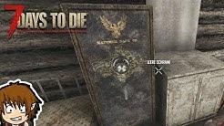 7dtd: Wirklich krank - der Waffenschrank! [7 Days to Die Gameplay Deutsch Alpha 16 #05]