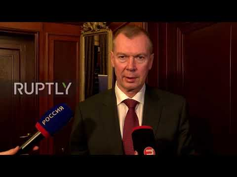 Netherlands: Visual materials to prove alleged chemical attack 'staged' - Russian OPCW rep