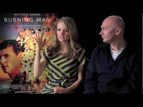 Exclusive  with Burning Man Director Jonathan Teplitzky and Star Bojana Novakovic