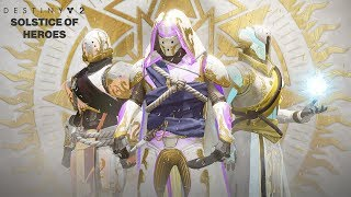 Destiny 2 - Tráiler de Solsticio de heroes [MX]