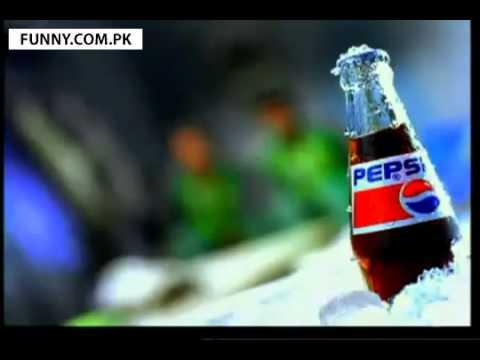 Quảng cáo Pepsi Pakistan Classical Ad