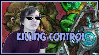 Hearthstone: Killing control (kingsbane rogue)