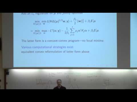 [PURDUE MLSS] Introduction to Machine Learning by Dale Schuurmans Part 3/6