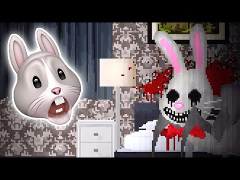 MR. HOPP IS TERRIFYING!! | Mr Hopps Playhouse | Fan Choice FRIGHTday