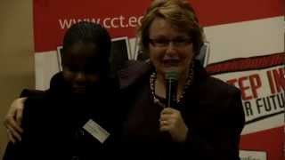 Career BEE_PAY Project Launch Helen Zille