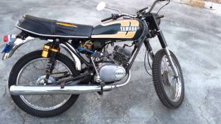 1975 Yamaha RS100 For Sale