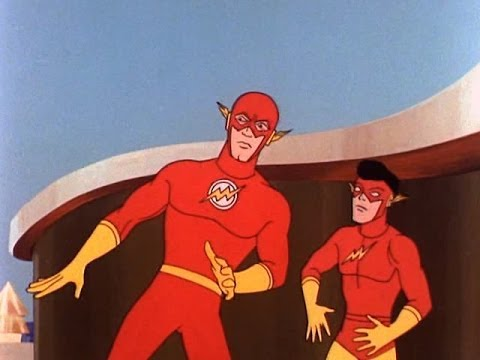 The flash cartoon youtube