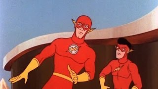 The Flash - 1967 Cartoon #1