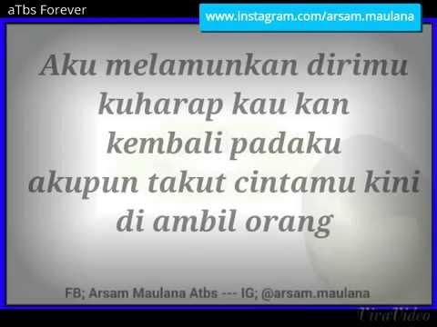 SETIA BAND - melamun (lirik lagu versi aTbs Forever)