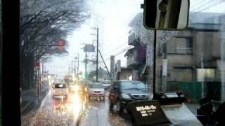 ちばレインボーバス白井線 馬込沢-西船橋2/2 (車載動画・ bus cockpit view)