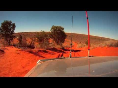 Simpson Desert - Hay River Track 2013