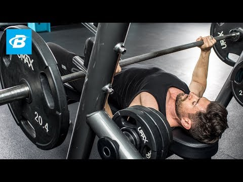 alpha-m's-high-volume-chest-&-triceps-workout