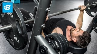 Alpha M's High Volume Chest & Triceps Workout