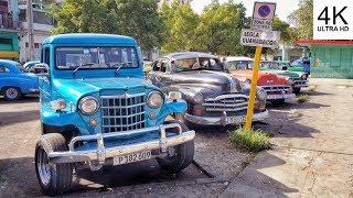 4K Cuba - Havana