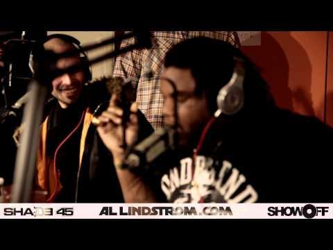 Fat Trel Freestyle On Showoff Radio!