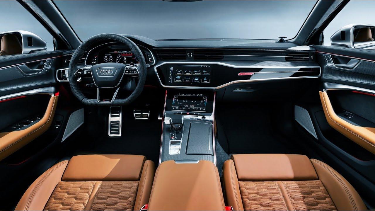 Audi RS6 Avant 2020 - 2021 Review, Photos, Exhibition ...