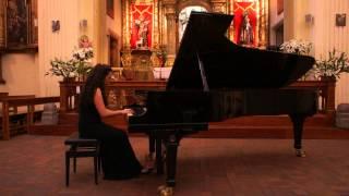 Isaac Albéniz (1860 - 1909) Asturias - Leyenda para piano de la Suite Española Op 47