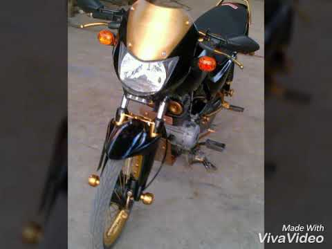 RasPDrouL Modified bajaj ct100