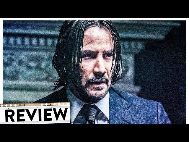 JOHN WICK: KAPITEL 3 | Review & Kritik inkl. Trailer Deutsch German
