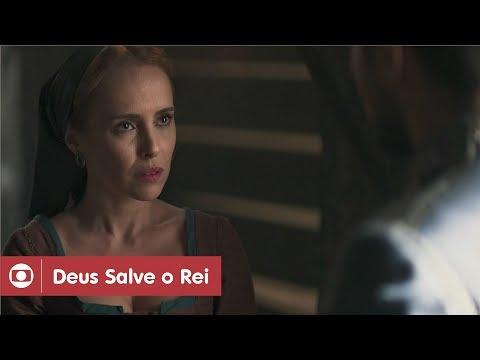 Deus Salve O Rei: capítulo 85 da novela, terça, 17 de abril, na Globo